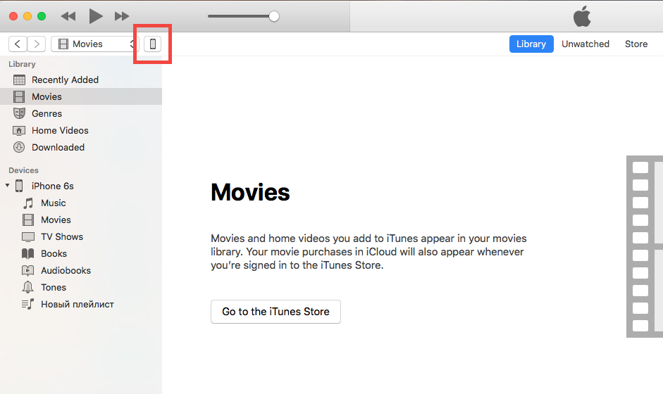 transfer videos from computer to iphone with itunes