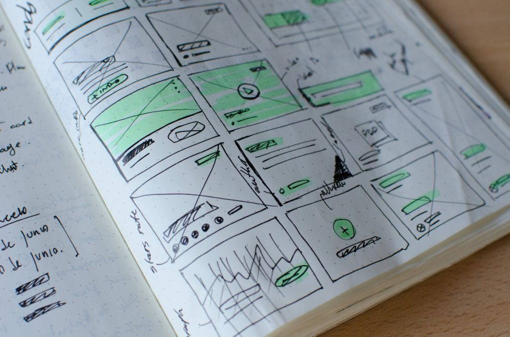 create a web application