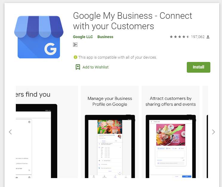 pros and cons of google my business website