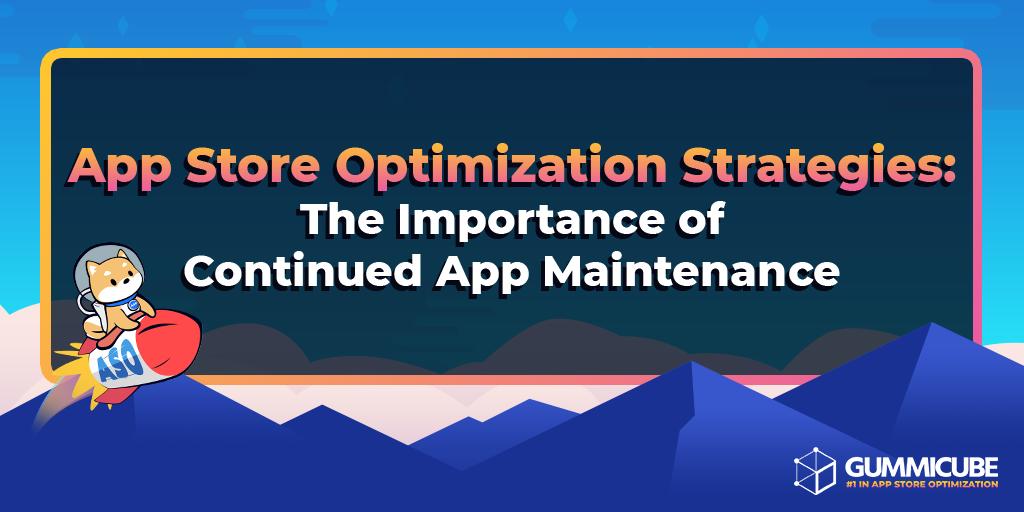 ASO app store optimization strategies