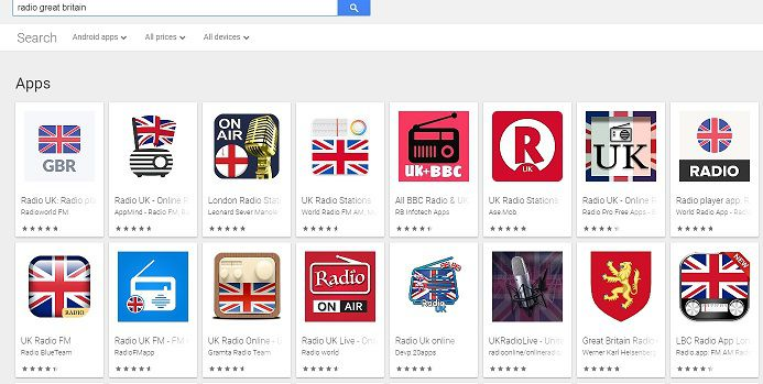 what application to download from google play store