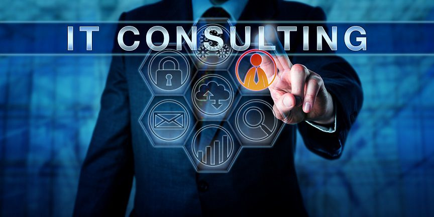 IT consulting services outsourcing