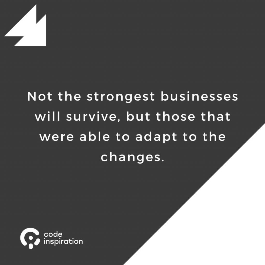 Business motivation quote